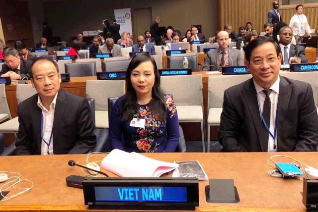 Việt Nam cam kết xóa bỏ bệnh lao tại Việt Nam vào năm 2030