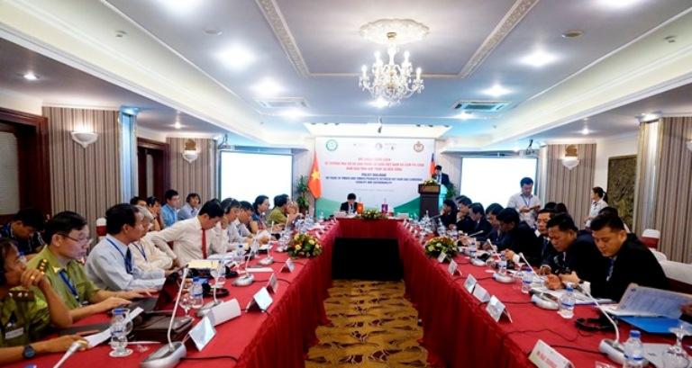 Tăng cường hợp tác song phương về thương mại gỗ giữa Việt Nam và Cam-pu-chia