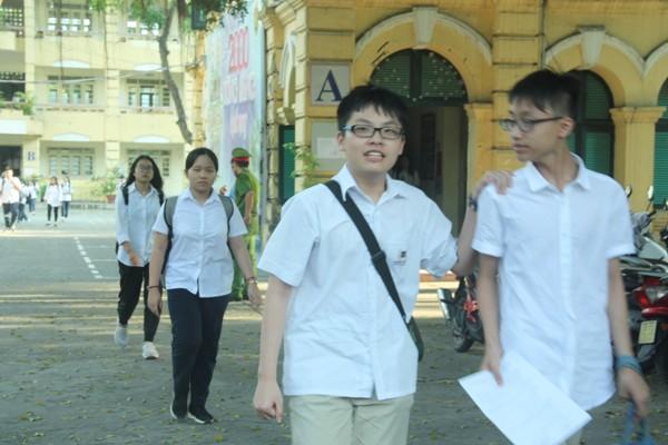 """Hà Nội """"chốt"""" phương án thi vào lớp 10 THPT năm học 2019-2020"""