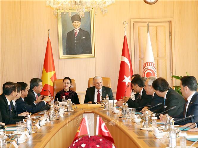 Tăng cường quan hệ hữu nghị, hợp tác Việt Nam - Thổ Nhĩ Kỳ