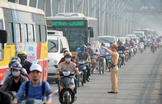 Hà Nội cấm nhiều tuyến phố phục vụ quốc tang nguyên Tổng Bí thư Đỗ Mười