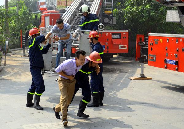 Vĩnh Phúc: Tích cực nâng cao chất lượng công tác phòng cháy, chữa cháy