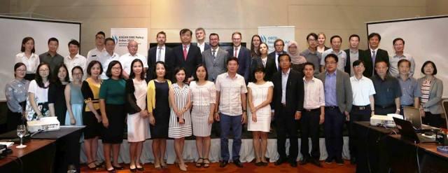 Công bố và giới thiệu chỉ số chính sách doanh nghiệp nhỏ và vừa của ASEAN 2018