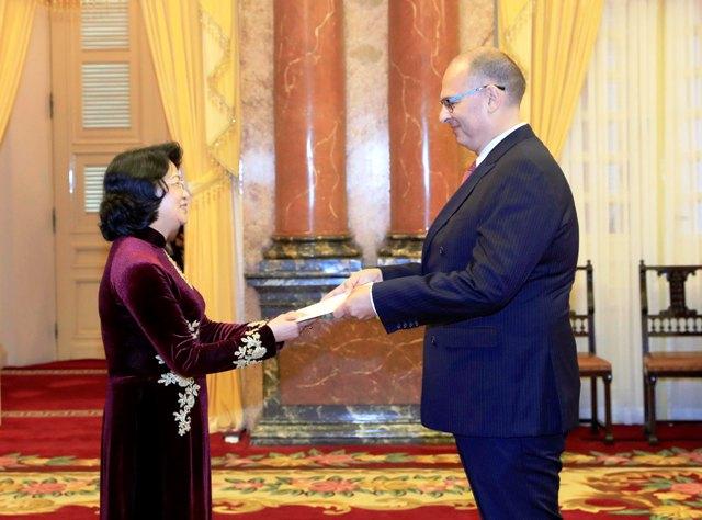 Tăng cường hơn nữa quan hệ Đối tác toàn diện Đan Mạch – Việt Nam