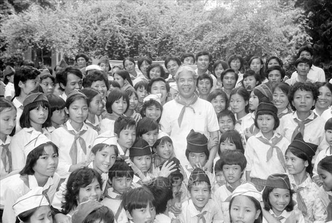 Kỷ niệm về Tổng Bí thư Đỗ Mười trong thời kỳ đổi mới