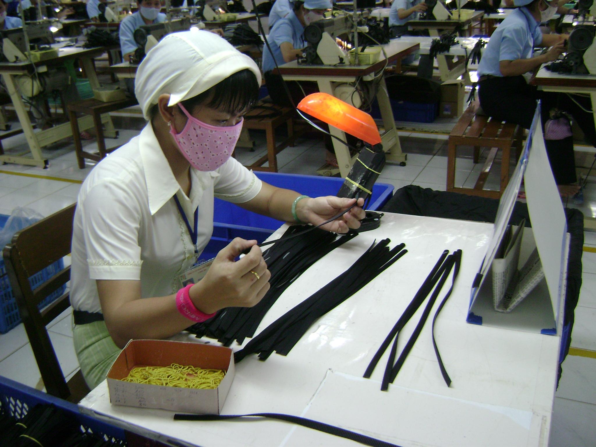 Vĩnh Phúc: Đẩy mạnh phát triển công nghiệp theo chiều sâu