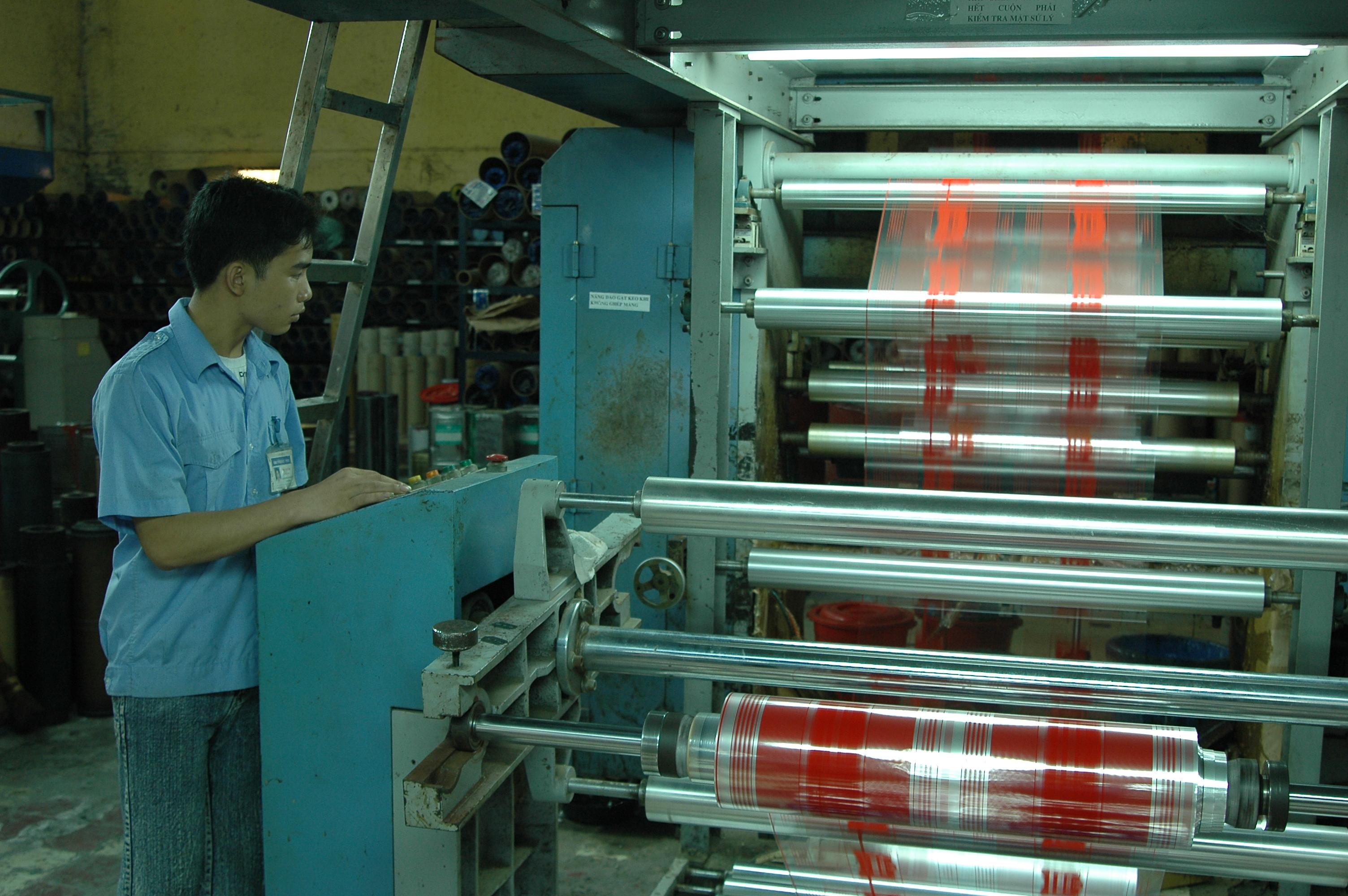 Vĩnh Phúc: Hoạt động sản xuất kinh doanh của các doanh nghiệp ổn định
