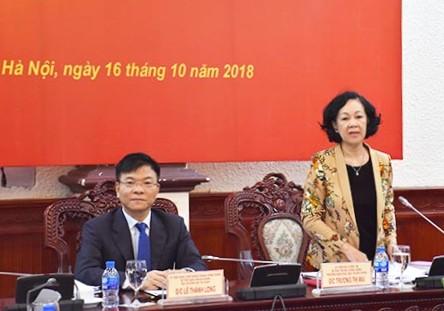 Bộ Tư pháp trong nhóm dẫn đầu về công tác cải cách hành chính