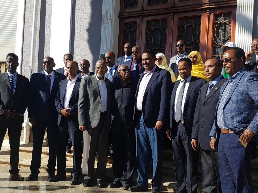 Chính phủ Ethiopia ký kết thỏa thuận hòa bình với nhóm ly khai ONLF