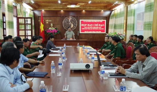 Giao lưu hữu nghị biên giới Việt Nam - Lào - Campuchia diễn ra vào tháng 11