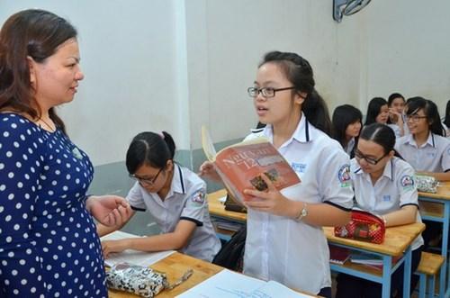 Đủ thời gian để bồi dưỡng giáo viên dạy tích hợp