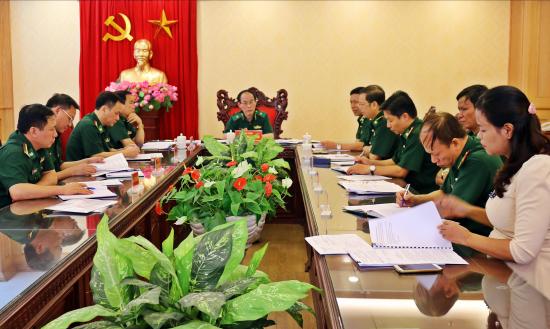 Triển khai kế hoạch giao lưu hữu nghị biên giới Việt Nam - Lào - Campuchia
