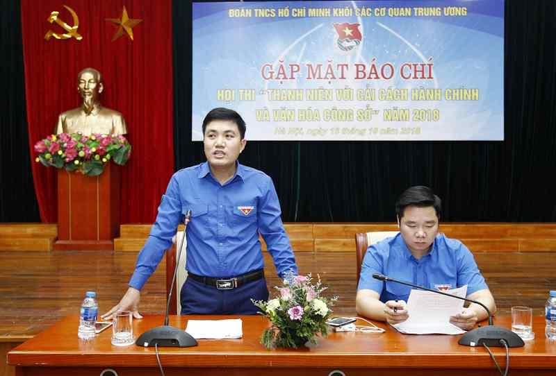 Tuổi trẻ các cơ quan Trung ương với cải cách hành chính và văn hóa công sở