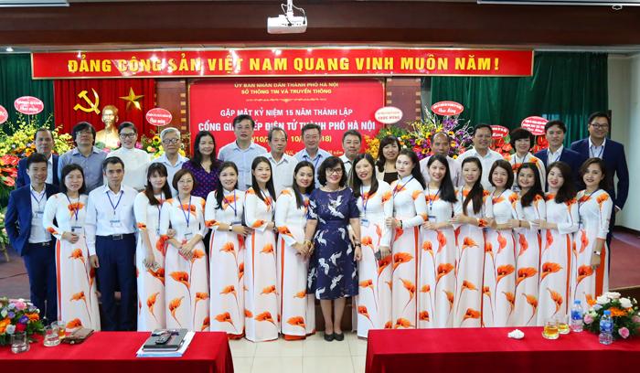 Xứng đáng là kênh thông tin chính thống của chính quyền Thành phố Hà Nội trên mạng Internet