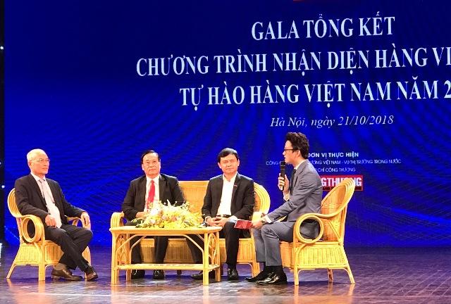 Nhiều sản phẩm hàng hóa trong nước trở thành niềm tự hào của người Việt Nam