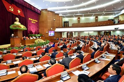 Hội nghị Trung ương 8 (khóa XII): Xem xét, quyết định việc ban hành Quy định về trách nhiệm nêu gương