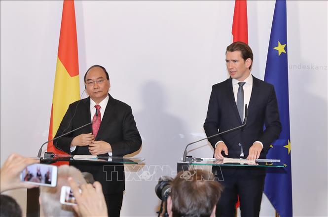 Đưa quan hệ hai nước Việt Nam - Áo phát triển thực chất hơn