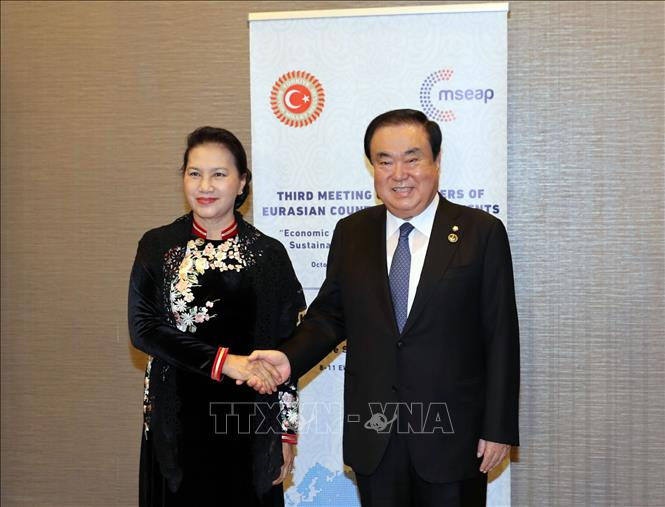 Tăng cường hợp tác giữa Quốc hội hai nước Việt Nam – Hàn Quốc
