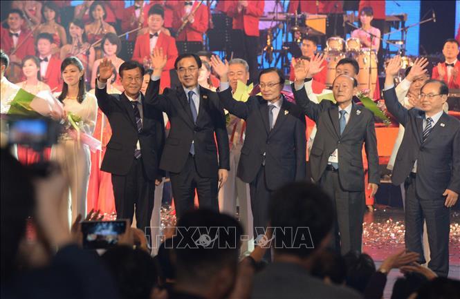 Hai miền Triều Tiên tổ chức sự kiện chung kỷ niệm cuộc gặp thượng đỉnh năm 2007