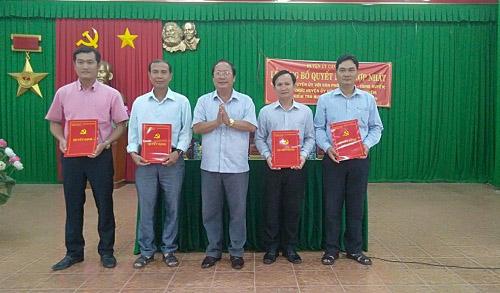 Trà Vinh hợp nhất cơ quan Kiểm tra cấp ủy với Thanh tra cấp huyện