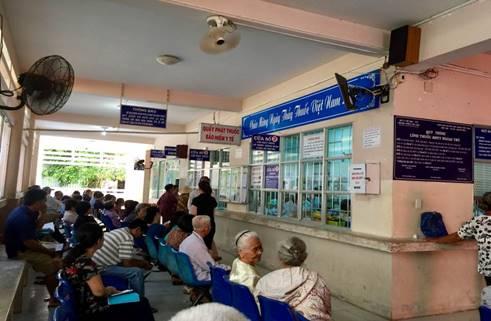 Bà Rịa- Vũng Tàu: Đạt tỷ lệ bao phủ bảo hiểm y tế 80% dân số