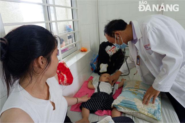 Số ca mắc tay chân miệng ở Đà Nẵng chưa đến mức bùng phát dịch