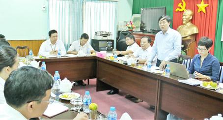 Tháo gỡ những vướng mắc trong việc cấp thẻ BHYT tại tỉnh Đồng Nai