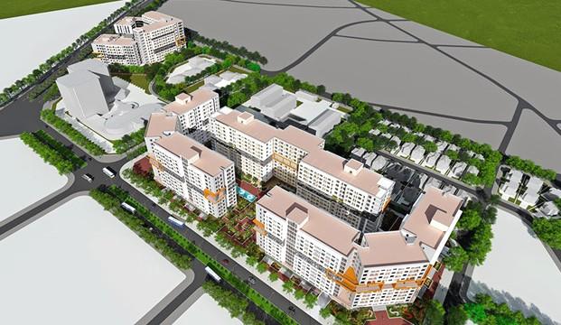 Hà Nội xây dựng 1.588 nhà ở xã hội cho công nhân, người thu nhập thấp