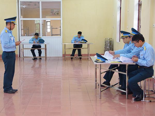 Sư đoàn 365 chú trọng nâng cao chất lượng đội ngũ sỹ quan