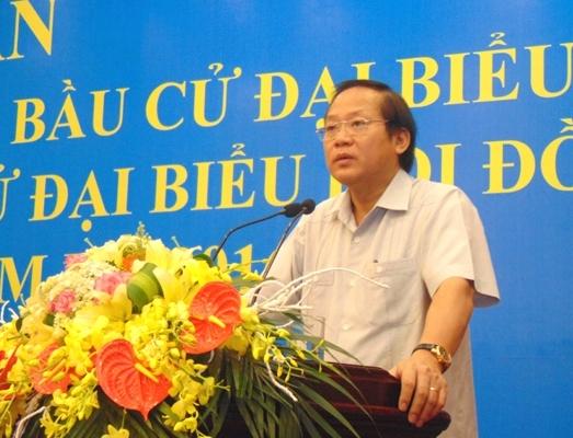 Quốc hội đã miễn nhiệm chức vụ Bộ trưởng Bộ Thông tin và Truyền thông đối với ông Trương Minh Tuấn