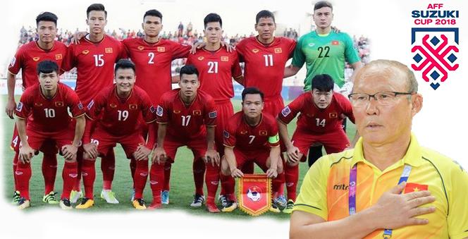 [Infographic]: Lịch thi đấu của đội tuyển Việt Nam tại AFF Suzuki Cup 2018