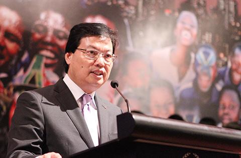 Khai mạc Hội nghị Bộ trưởng lần thứ 35 của Tổ chức Quốc tế Pháp ngữ