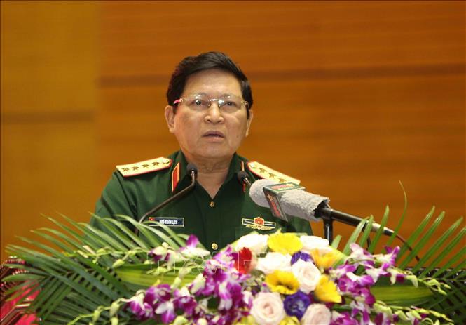 Quân ủy Trung ương gặp mặt các đồng chí Ủy viên Trung ương Đảng công tác trong Quân đội