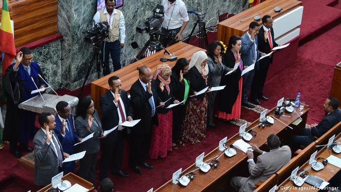 Nội các mới của Ethiopia có 50% thành viên là phụ nữ