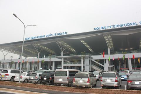 Nghiên cứu phương án mở rộng Cảng hàng không quốc tế Nội Bài