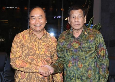 Phi-líp-pin luôn coi Việt Nam là bạn bè thân thiết