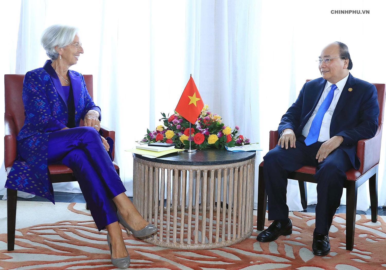 IMF đánh giá tích cực tình hình và triển vọng kinh tế Việt Nam