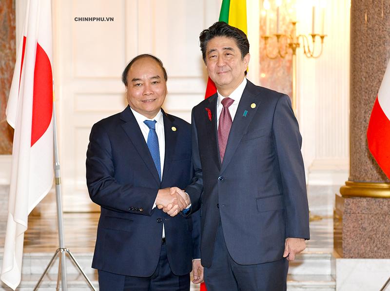 Quan hệ đối tác chiến lược Việt Nam - Nhật Bản lên một tầm cao mới