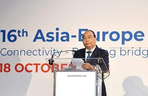 Các doanh nghiệp cần chủ động, tích cực đẩy mạnh kết nối Á - Âu