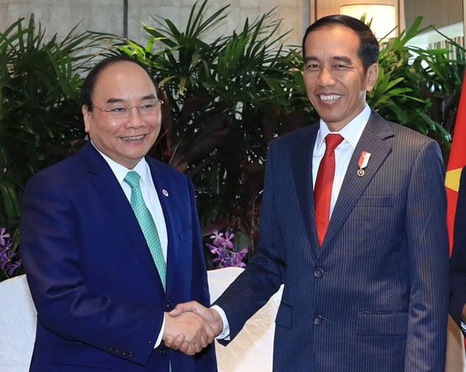 Việt Nam coi trọng quan hệ với các nước ASEAN và quan hệ Đối tác Chiến lược với Indonesia