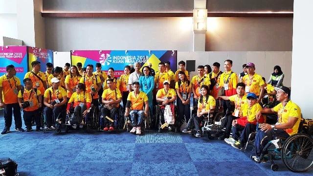 Asian Para Games 2018: Thể thao Việt Nam hướng tới những mục tiêu cao hơn