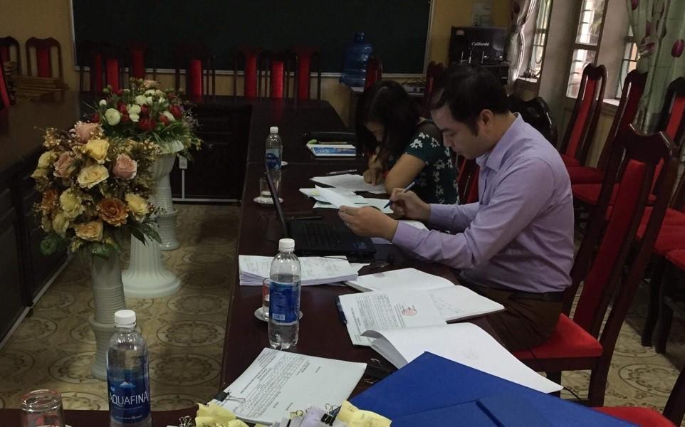 BHXH huyện Pác Nặm: Tăng cường côntg tác kiểm tra, hướng dẫn nghiệp vụ và đốc thu bảo hiểm