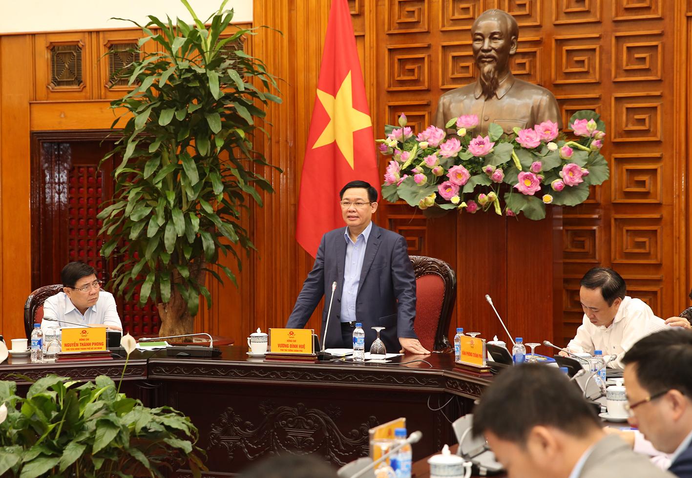 TP. Hồ Chí Minh cần quyết liệt cổ phần hoá một số doanh nghiệp nhà nước