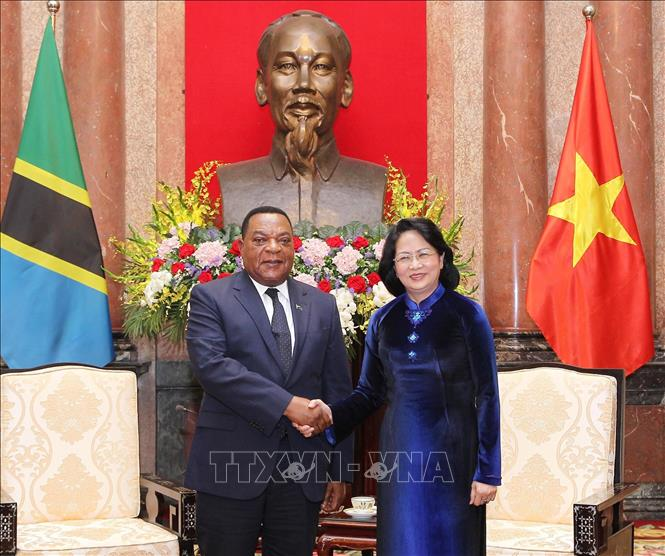 Thúc đẩy quan hệ hợp tác Việt Nam - Tanzania