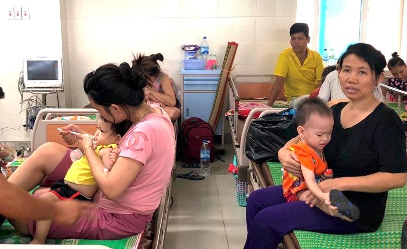 Bộ Y tế khuyến cáo người dân phòng bệnh tay chân miệng