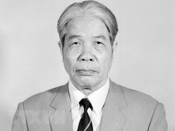 Vĩnh biệt nguyên Tổng Bí thư Đỗ Mười: Nhà lãnh đạo hết lòng vì nước, vì dân