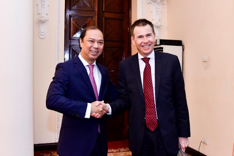 Đối thoại Chiến lược cấp Thứ trưởng Ngoại giao - Quốc phòng lần thứ 6 Việt Nam - Ô-xtrây-li-a