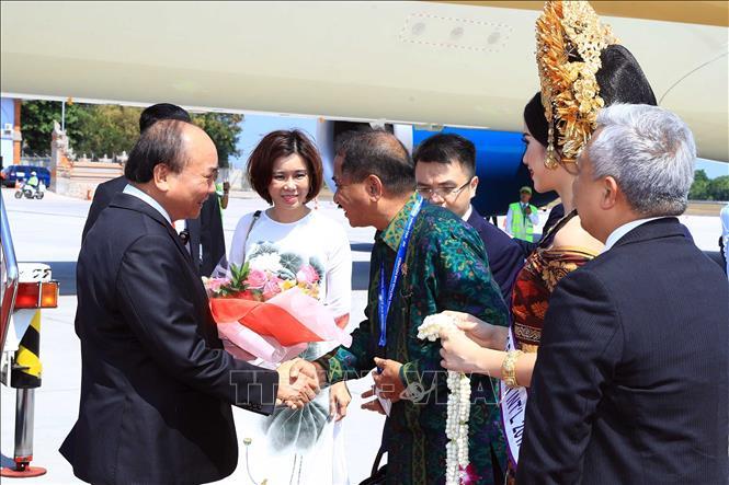 Thủ tướng sẽ tiếp xúc song phương lãnh đạo các nước Brunei, Philippines và Malaysia