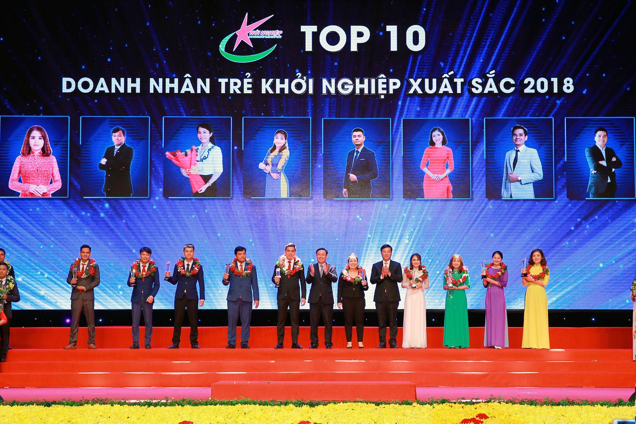 Phát huy vai trò doanh nhân Việt Nam