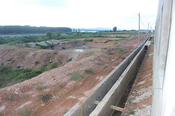 Kiểm tra việc bảo vệ nguồn nước của Hồ Trị An tại tỉnh Đồng Nai